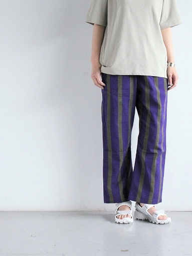 NEEDLES String Easy Pant - Aizu Tsumugi_b0139281_17305735.jpg