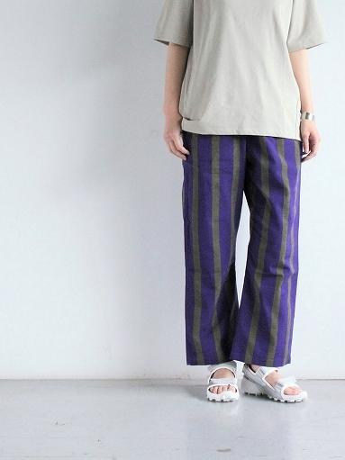 NEEDLES String Easy Pant - Aizu Tsumugi_b0139281_17324045.jpg