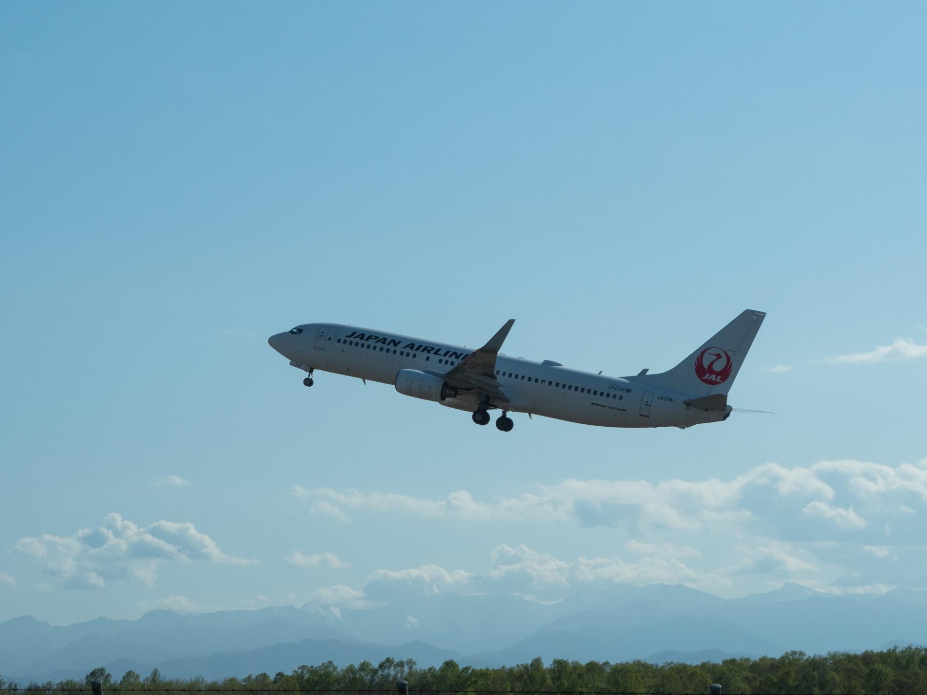 「とかち帯広空港」現在1日4便、飛行機の離発着を見学!_f0276498_23382973.jpg