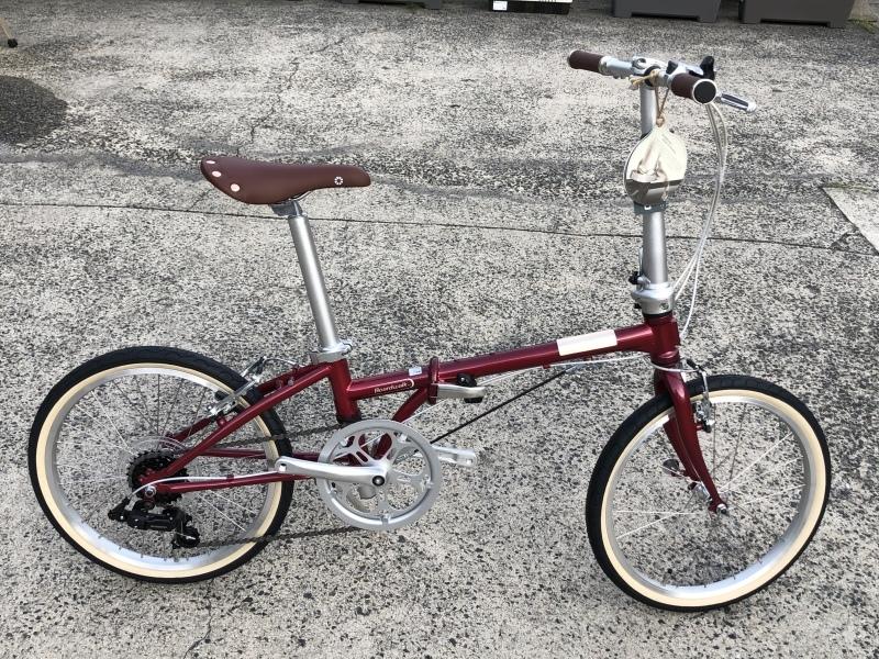おすすめの小径車や折りたたみ自転車のご紹介~!!_e0365437_17560733.jpeg