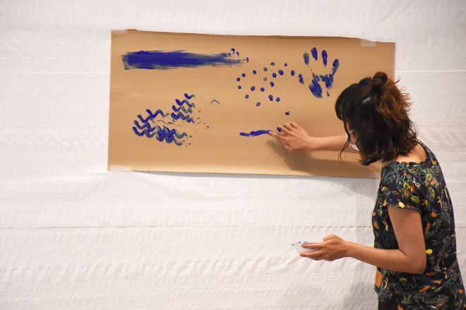 ワークショップ「手でぬるヌル描くマイ妖怪」を開催しました_c0222139_15121481.jpg