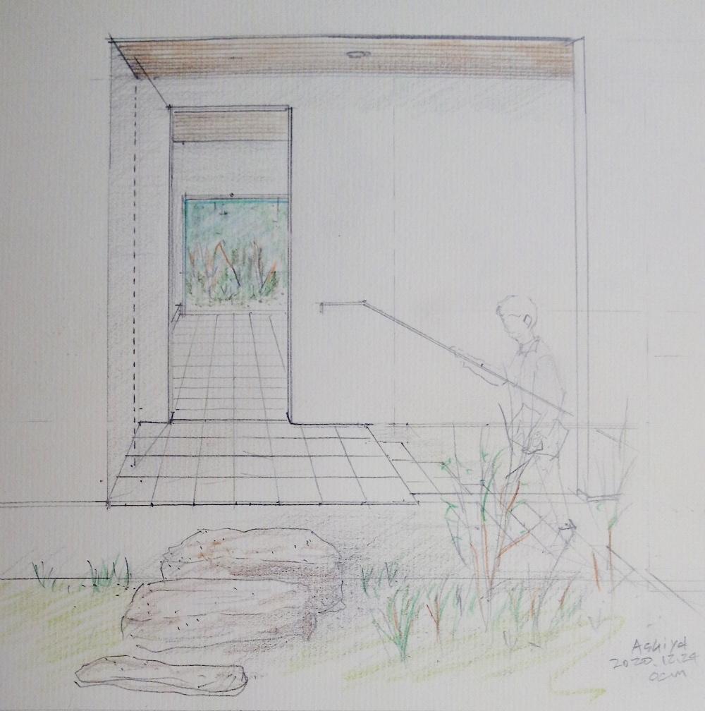 「芦屋の家」初回提案_f0230666_14194083.jpg