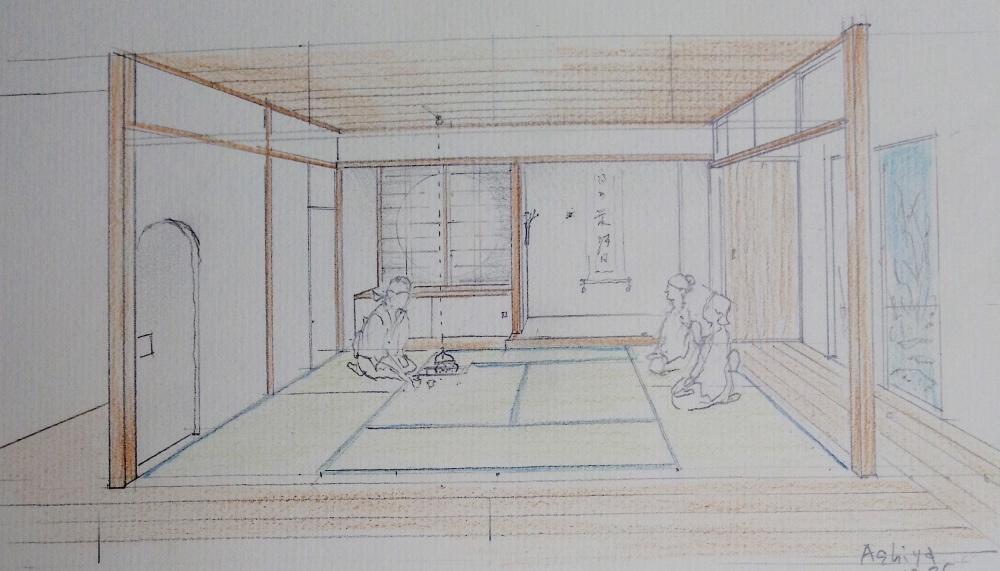 「芦屋の家」初回提案_f0230666_14194150.jpg