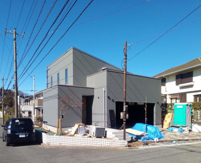 「横浜青葉台の家」竣工_f0230666_14453418.jpg