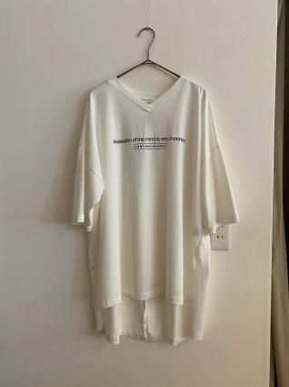ayane   ワッペンTシャツ_a0246319_14494195.jpg