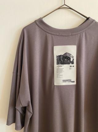 ayane   ワッペンTシャツ_a0246319_14505457.jpg