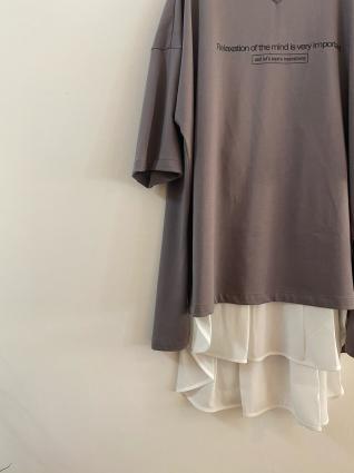 ayane   ワッペンTシャツ_a0246319_15013221.jpg