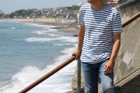今年のオトナボーダーTシャツ!!【FRENCH BORDER TSHIRTS♪】_d0108933_17254927.jpg