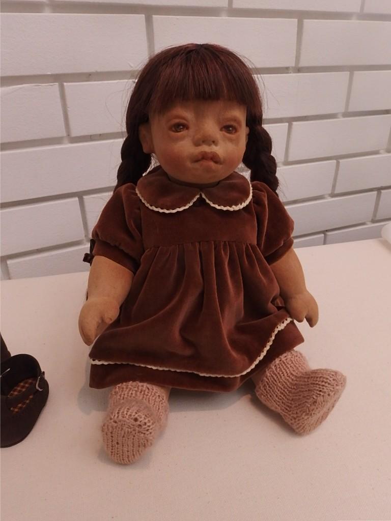 『エコール・ド・シモン同窓生による人形&作品展』始まりました。_d0079147_22012386.jpg