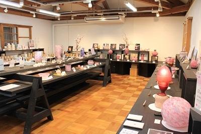 津軽びいどろ企画展「桜色の世界」_d0131668_16175804.jpg