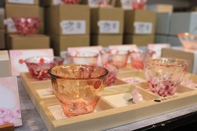 津軽びいどろ企画展「桜色の世界」_d0131668_16250229.jpg
