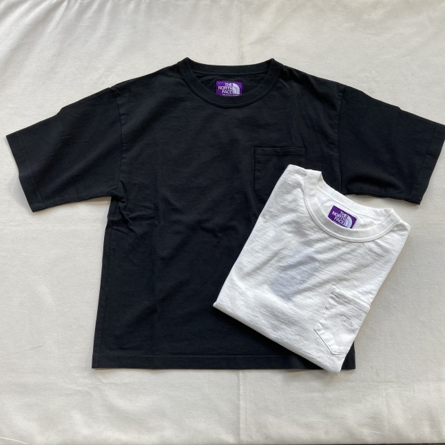 『BASIC ITEM』THE NORTH FACE purple label‐Tシャツ COLLECTION!_c0188711_16132959.jpeg