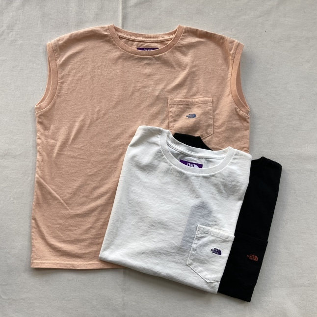 『BASIC ITEM』THE NORTH FACE purple label‐Tシャツ COLLECTION!_c0188711_16134271.jpeg