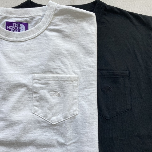 『BASIC ITEM』THE NORTH FACE purple label‐Tシャツ COLLECTION!_c0188711_16140540.jpeg