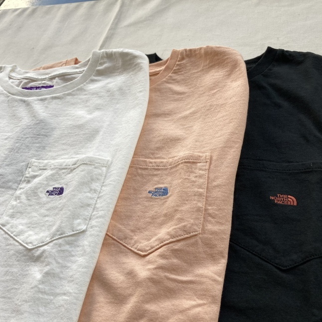 『BASIC ITEM』THE NORTH FACE purple label‐Tシャツ COLLECTION!_c0188711_16150566.jpeg