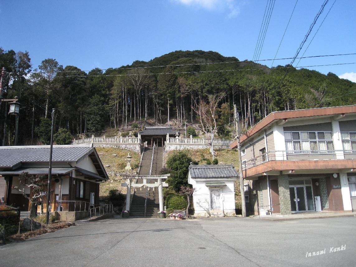 地神神社(ぢがみじんじゃ、西脇市)_d0287413_20040496.jpg