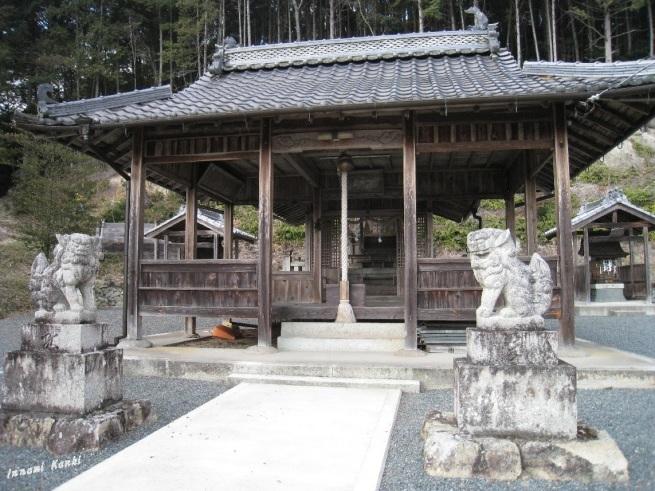 地神神社(ぢがみじんじゃ、西脇市)_d0287413_20045440.jpg