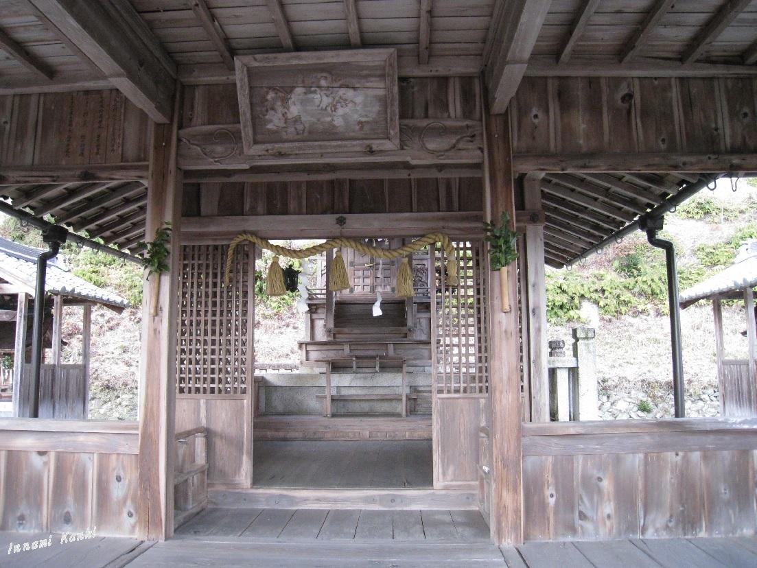 地神神社(ぢがみじんじゃ、西脇市)_d0287413_20051689.jpg