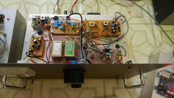 28MHz AM/SSB受信機の最終調整と久々の交信-7エリア漸くCFM_f0205744_16103317.jpg
