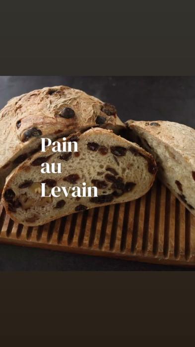 ベリー甘酒酵母でパン・オ・ルヴァン_c0162653_13103163.jpg