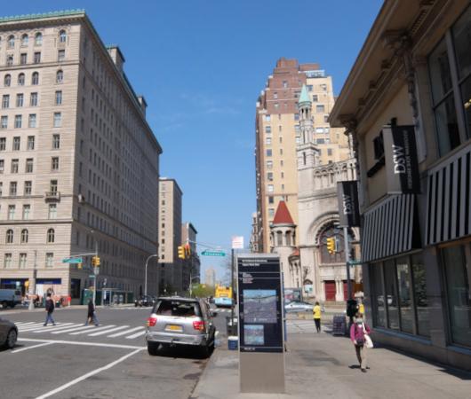 NYの街角アート、バンクシーさんの「ハンマー・ボーイ」壁画はココで見れます_b0007805_21010963.jpg