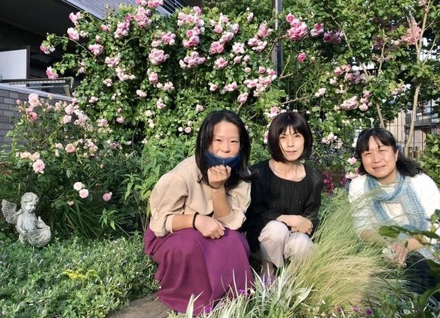 薔薇のお茶会①*2021/5/15_d0085018_15140800.jpeg