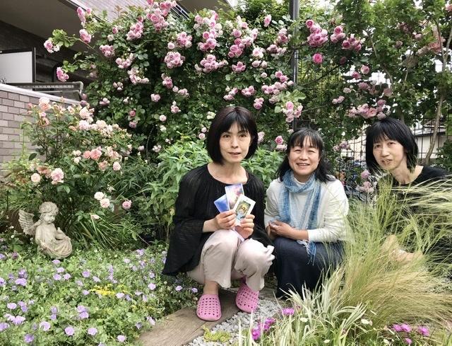 薔薇のお茶会①*2021/5/15_d0085018_15145793.jpeg