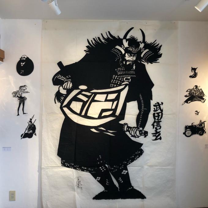 『百鬼丸神社 御朱印札展』最終日_d0347031_12490859.jpg