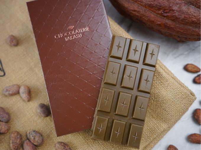 にしおスイーツ特命大使「ショコラトリー タカス」が産み出す[タブレット抹茶ミルク]_c0354841_00430739.jpg