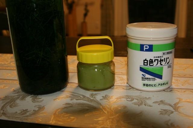 ローズマリーチンキ液作り(その2)・・・~♬_f0229190_10090868.jpg