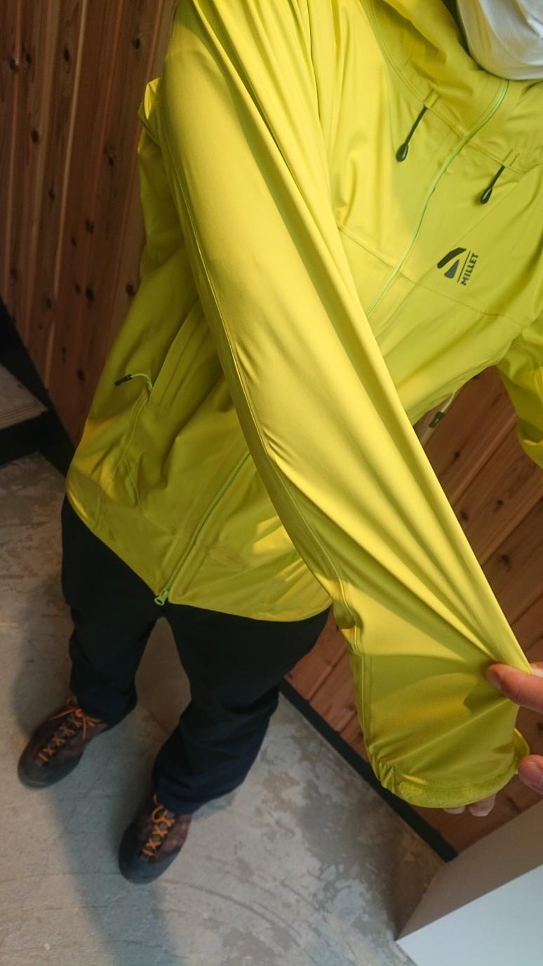 ミレーのレインウェアで雨も晴れの日も楽しく!_d0198793_15545417.jpg