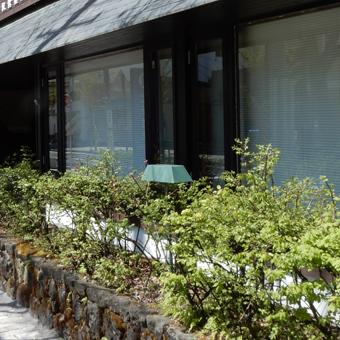 軽井沢で好きな建築と出会いました。_c0195909_10074588.jpg
