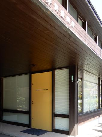 軽井沢で好きな建築と出会いました。_c0195909_10075190.jpg