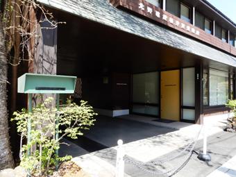 軽井沢で好きな建築と出会いました。_c0195909_10080259.jpg