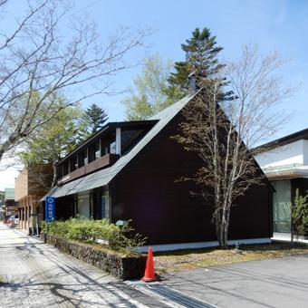 軽井沢で好きな建築と出会いました。_c0195909_10082608.jpg