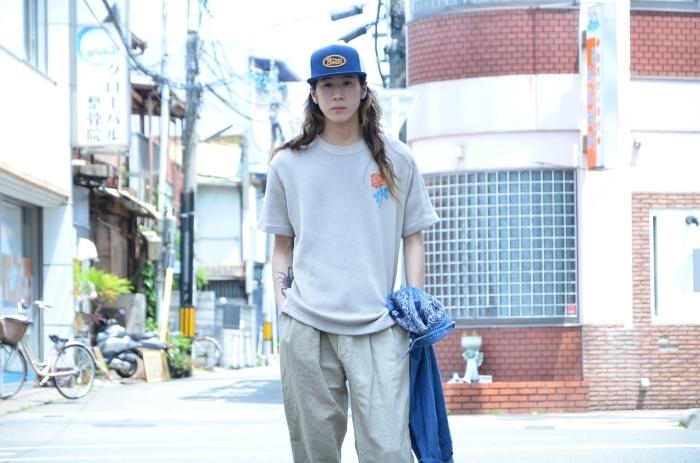 "\""HAVE A GRATEFUL DAY×Nasngwam.\""Style~KODAI~_c0167336_20561327.jpg"