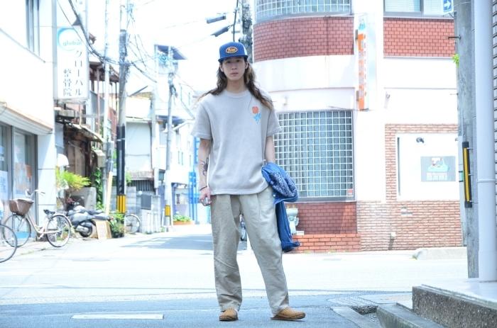 "\""HAVE A GRATEFUL DAY×Nasngwam.\""Style~KODAI~_c0167336_20564106.jpg"