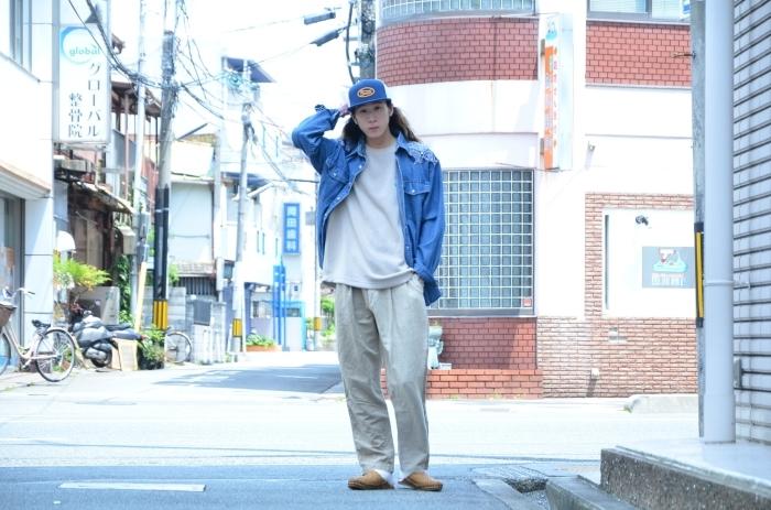 "\""HAVE A GRATEFUL DAY×Nasngwam.\""Style~KODAI~_c0167336_20580450.jpg"