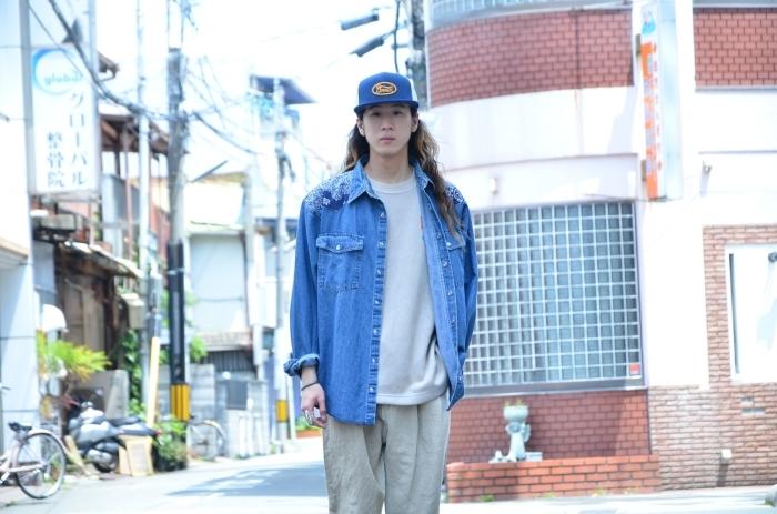 "\""HAVE A GRATEFUL DAY×Nasngwam.\""Style~KODAI~_c0167336_20583100.jpg"
