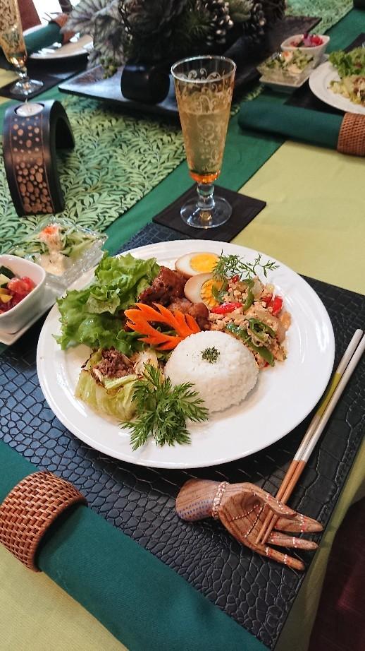 「優しい時間」第3週の料理教室が始まりました。_f0323446_21334706.jpg