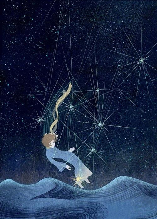 バルブッソ姉妹画:星の王子さま_c0084183_17105431.jpg