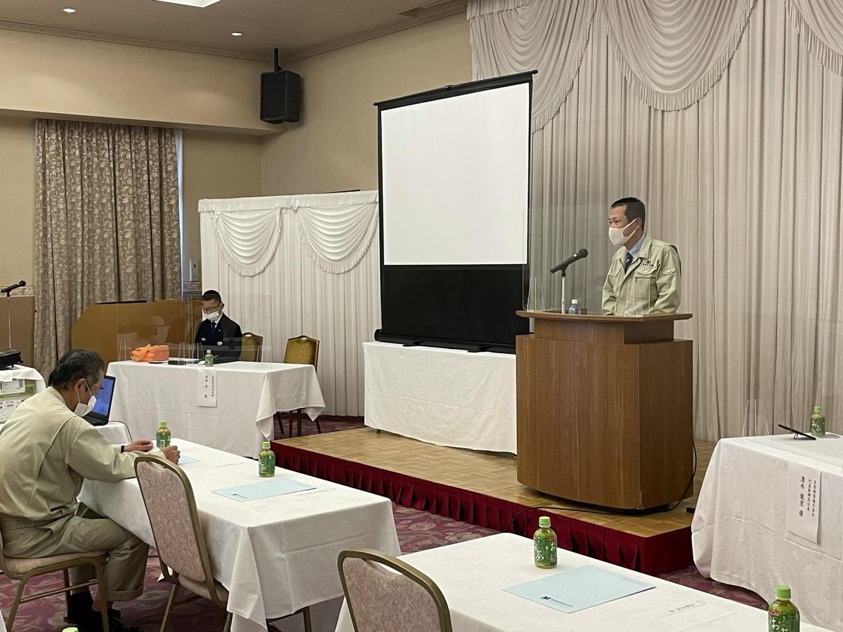 安全衛生大会を開催しました。_b0254686_17403344.jpg