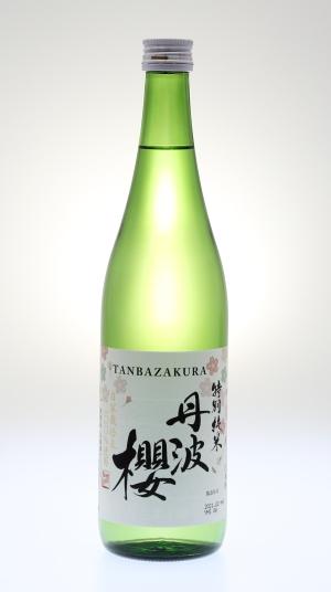 丹波櫻 特別純米[櫻酒造]_f0138598_18284898.jpg