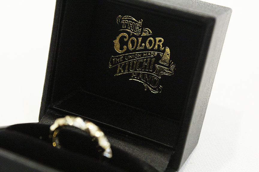 """THE COLOR (ザ・カラー) \"""" STUDS RING \""""_b0122806_14073883.jpg"""