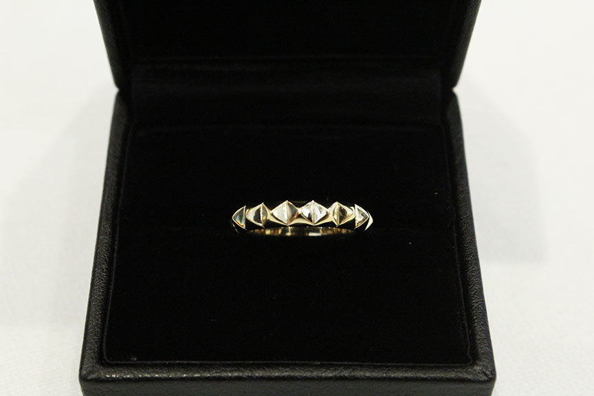 """THE COLOR (ザ・カラー) \"""" STUDS RING \""""_b0122806_14080646.jpg"""