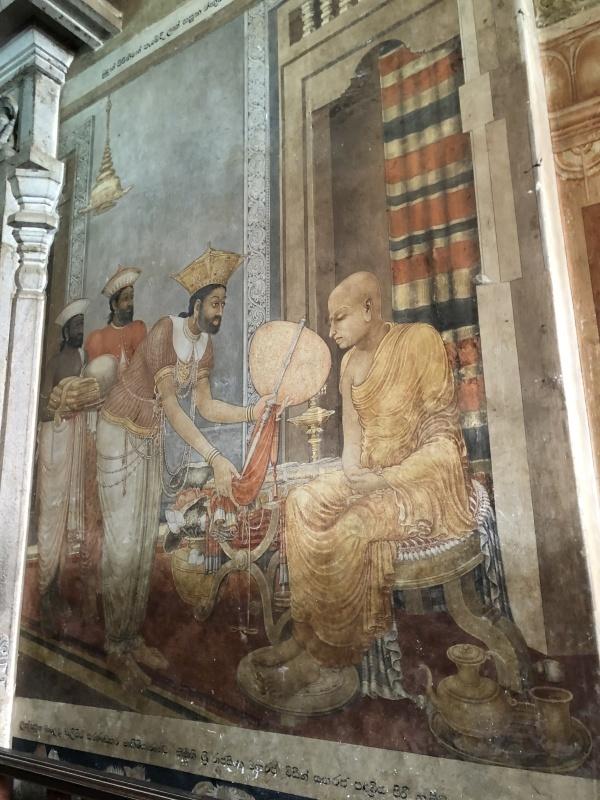 ケラニヤのラジャ・マハ・ヴィハーラ(ケラニヤ ロイヤル寺院)_d0116009_12371594.jpg