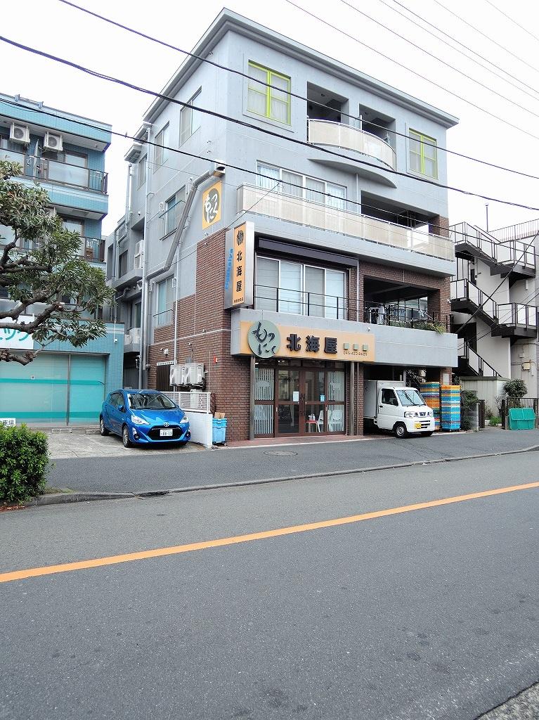 ある風景:Shirahata, Oguchi@Yokohama #2_d0393923_00151081.jpg