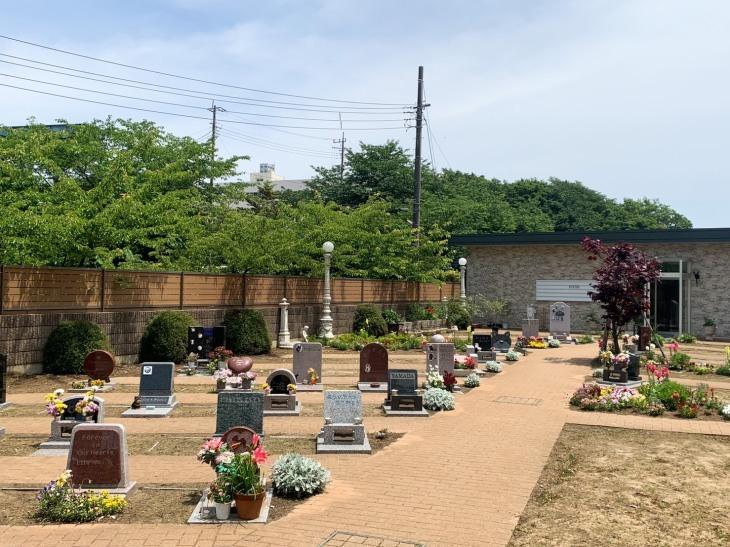 ペット霊園のお墓のこと_b0308135_16030427.jpg