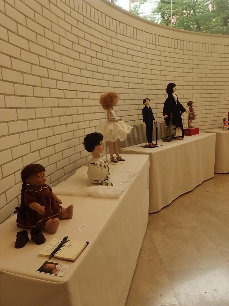 『エコール・ド・シモン同窓生による人形&作品展』開催中_d0079147_16225801.jpg
