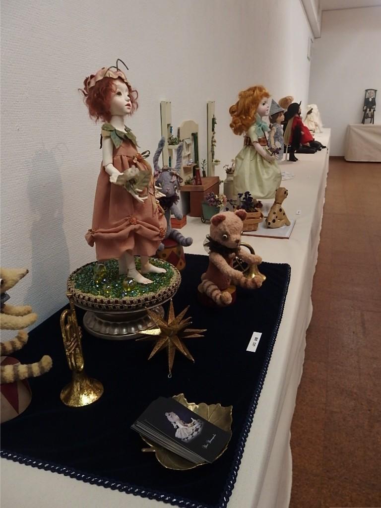 『エコール・ド・シモン同窓生による人形&作品展』開催中_d0079147_16231183.jpg